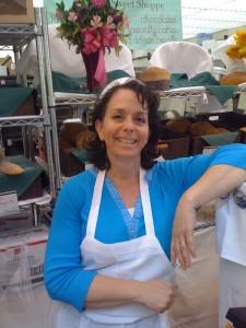 Neva from Aggie Mae's Bakery